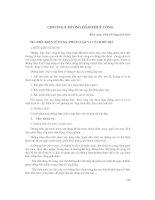 Chương 8: Đường hầm thủy công
