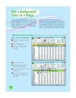 Excel 2010 part 10