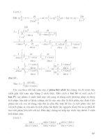 Bài tập tích phân có nhiều cách giải P2