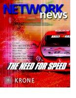 ADC KRONE Network News - Vol.11 No.4 - 2004