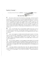 IELTS reading and writing part 4