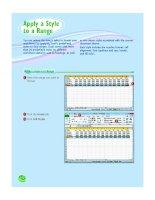 Excel 2010 part 11