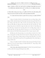 THỰC TRẠNG CÔNG TÁC KẾ TOÁN TẬP HỢP CHI PHÍ SẢN XUẤT VÀ TÍNH GIÁ THÀNH XÂY LẮP  Ở CÔNG TY CỔ PHẦN LICOGI 16
