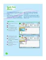 Excel 2010 part 9
