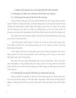 ĐÁNH GIÁ CHUNG VÀ LỰA CHỌN ĐỀ TÀI TỐT NGHIỆP