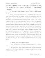 MỘT SỐ GIẢI PHÁP NHẰM NÂNG CAO CHẤT LƯỢNG CÔNG TÁC QUẢN TRỊ MUA HÀNG TẠI CÔNG TY JONATHAN CHARLES