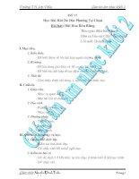 Giáo Án Âm Nhạc Lớp 2 - Tiết 17