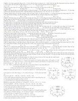 đề cương ôn tập vật lý 11