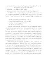 THỰC TRẠNG TÍN DỤNG TRUNG   DÀI HẠN TẠI NGÂN HÀNG ĐẦU TƯ VÀ PHÁT TRIỂN CHI NHÁNH VĨNH LONG