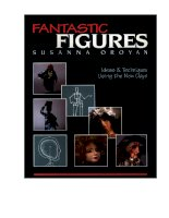 Fantasic Figures - SCULPTING THE HEAD