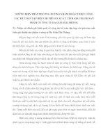NHỮNG BIỆN PHÁP PHƯƠNG HƯỚNG NHẰM HOÀN THIỆN CÔNG TÁC KẾ TOÁN TẬP HỢP CHI PHÍ SẢN XUẤT  TÍNH GIÁ THÀNH SẢN PHẨM Ở CÔNG TY DA GIẦY HẢI PHÒNG
