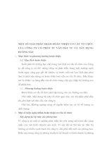 MỘT SỐ GIẢI PHÁP NHẰM HOÀN THIỆN CƠ CẤU TỔ CHỨC CỦA CÔNG TY CỔ PHẦN TƯ VẤN ĐẦU TƯ VÀ XÂY DỰNG ĐƯỜNG SẮT