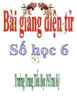 Chuong I-Bai 10-Tinh Chat Chia Het Cua Mot Tong..ppt