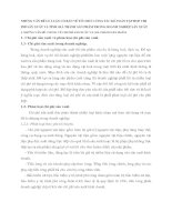 NHỮNG VẤN ĐỀ LÝ LUẬN CƠ BẢN VỀ TỔ CHỨC CÔNG TÁC KẾ TOÁN TẬP HỢP CHI PHÍ SẢN XUẤT VÀ TÍNH GIÁ THÀNH SẢN PHẨM TRONG DOANH NGHIỆP SẢN XUẤT
