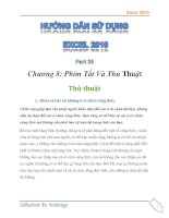 Hướng dẫn sử dụng excel 2010 part 29