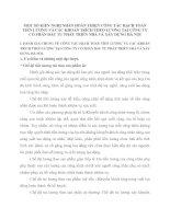 MỘT SỐ KIẾN NGHỊ NHẰN HOÀN THIỆN CÔNG TÁC HẠCH TOÁN TIỀN LƯƠNG VÀ CÁC KHOẢN TRÍCH THEO LƯƠNG TẠI CÔNG TY CỔ PHẦN ĐẦU TƯ PHẢT TRIỂN NHÀ VÀ XÂY DỰNG HÀ NỘI