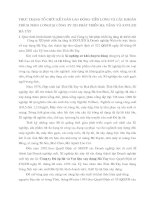 THỰC TRẠNG TỔ CHỨC KẾ TOÁN LAO ĐỘNG- TIỀN LƯƠNG VÀ CÁC KHOẢN TRÍCH THEO LƯƠNGTẠI CÔNG TY XD PHÁT TRIỂN HẠ TẦNG VÀ SXVLXD HÀ TÂY