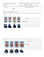 Đề và đáp án CN8 M811 (2010 - 2011)
