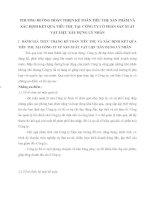 PHƯƠNG HƯỚNG HOÀN THIỆN KẾ TOÁN TIÊU THỤ SẢN PHẨM VÀ XÁC ĐỊNH KẾT QUẢ TIÊU THỤ TẠI  CÔNG TY CỔ PHẦN SẢN XUẤT VẬT LIỆU XÂY DỰNG LÝ NHÂN
