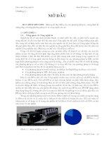 Giáo trình công nghệ in - Chương 1