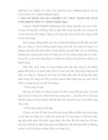 NHỮNG ƯU ĐIỂM VÀ TỒN TẠI TRONG QUÁ TRÌNH HẠCH TOÁN CỦA CÔNG TY TNHH TM&DV Q&A