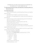 GIẢI PHÁP NÂNG CAO CHẤT LƯỢNG TÍN DỤNG XUẤT NHẬP KHẨU TẠI NGÂN HÀNG ĐẦU TƯ VÀ PHÁT TRIỂN VIỆT NAM