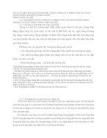 ĐỀ XUẤT MỘT SỐ GIẢI PHÁP NHẰM TĂNG CƯỜNG HUY ĐỘNG VỐN TẠI NGÂN HÀNG NÔNG NGHIỆP VÀ PHÁT TRIỂN