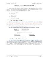 Bài giảng: Truyền số liệu chương 2