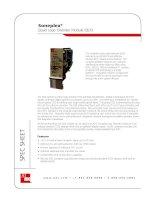 Soneplex® Quad Loop Extender Module (QLX)