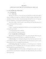 CHÍNH SÁCH THUẾ đối với THỊ TRƯỜNG bất ĐỘNG sản
