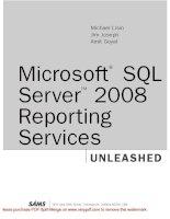 Sams Microsoft SQL Server 2008- P1