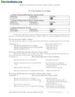 Giáo trình autocad 2007  - Các lệnh vẽ cơ bản