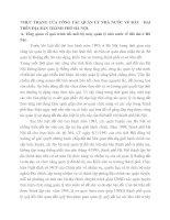 THỰC TRẠNG CỦA CÔNG TÁC QUẢN LÝ NHÀ NƯỚC VỀ ĐẤT   ĐAI TRÊN ĐỊA BÀN THÀNH PHỐ HÀ NỘI