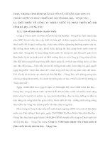 THỰC TRẠNG TÌNH HÌNH QUẢN LÍ VỐN VÀ TÀI SẢN TẠI CÔNG TY THOÁT NƯỚC VÀ PHÁT TRIỂN NHÀ ĐÔ THỊ TỈNH BÀ RỊA VŨNG TÀU