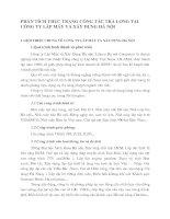 PHÂN TÍCH THỰC TRẠNG CÔNG TÁC TRẢ LƯƠNG TẠI CÔNG TY LẮP MÁY VÀ XÂY DỰNG HÀ NỘI