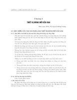 Sổ tay Kỹ Thuật Thuỷ Lợi -Phần 2-Tập 4 - Chương 5