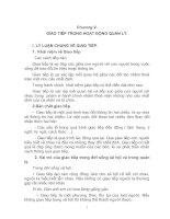 Chương 5: ĐỐI TƯỢNG, NHIỆM VỤ VÀ PHƯƠNG PHÁP NGHIÊN CỨU CỦA TÂM LÝ HỌC QUẢN LÝ.