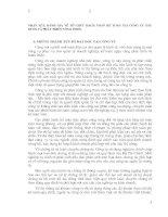 NHẬN XÉT, ĐÁNH GIÁ VỀ TỔ CHỨC HẠCH TOÁN KẾ TOÁN TẠI CÔNG TY XÂY DỰNG VÀ PHÁT TRIỂN NÔNG THÔN.