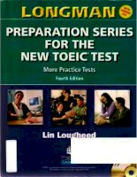 Preparation Series for the New TOEIC