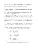 TỔ CHỨC CÔNG TÁC KẾ TOÁN PHẢI THU CỦA KHÁCH HÀNG VÀ KẾ TOÁN TẠM ỨNG TẠI CÔNG TY TNHH HOÀNG HÀ