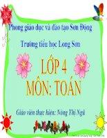 toan Nhan Voi so co hai chu so