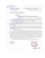 Số: 80/TCKH-NS ngày 02/12/2010 v/v đề nghị gửi hồ sơ quyết toán NSNN quý I, II, III năm 2010 (lần 2)