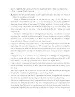MỘT SỐ BIỆN PHÁP NHẰM ĐẨY  MẠNH HOẠT ĐỘNG TIÊU THỤ SẢN PHẨM TẠI CÔNG TY GẠCH ỐP LÁT HÀ NỘI