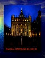 Kỳ quan châu Âu. Toà thánh Peter. Italia. 032