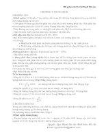 Cơ sở lý thuyết hóa học _Chương 5