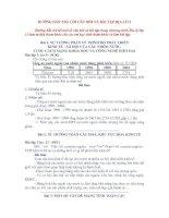 HƯỚNG dẫn TRẢ lời câu hỏi và bài tập địa lí 11
