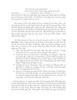 Bài thuyết trình cắm hoa nghệ thuật 20/10