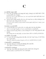 Cách dùng từ ngữ và thuật ngữ kinh tế thương mại_phần 1