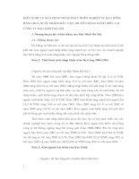 KIẾN NGHỊ VÀ GIẢI PHÁP NHẰM PHÁT TRIỂN NGHIỆP VỤ BẢO HIỂM HÀNG HOÁ XUẤT NHẬP KHẨU VẬN CHUYỂN BẰNG ĐƯỜNG BIỂN TẠI CÔNG TY BẢO MINH HÀ NỘI.