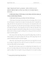 THỰC TRẠNG KẾ TOÁN LAO ĐỘNG - TIỀN LƯƠNG VÀ CÁC KHOẢN TRÍCH THEO LƯƠNG TẠI CÔNG TY CỔ PHẦN SIMCO SÔNG ĐÀ